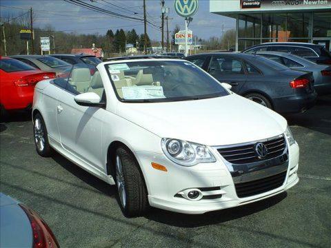 volkswagen eos lux  sale stock bv dealerrevscom dealer car ad