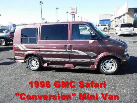 Used 1996 GMC Safari Conversion Van for Sale - Stock # ...