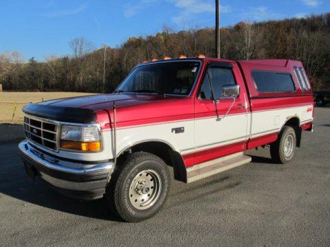 used 1995 ford f150 xlt regular cab 4x4 for sale stock 1328528023 dealer. Black Bedroom Furniture Sets. Home Design Ideas