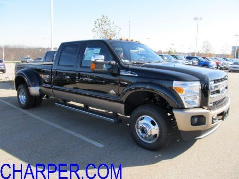 new 2012 ford f350 super duty king ranch crew cab 4x4 dually for sale stock ft46796. Black Bedroom Furniture Sets. Home Design Ideas