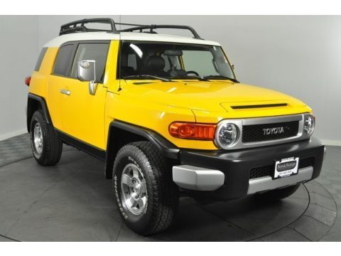 Used 2008 Toyota Fj Cruiser 4wd For Sale Stock T2659