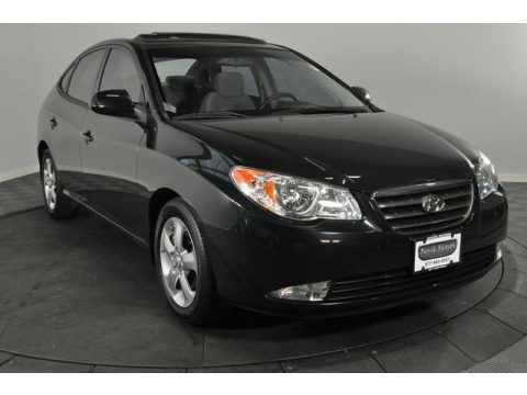 used 2008 hyundai elantra se sedan for sale stock t2371 dealer car ad. Black Bedroom Furniture Sets. Home Design Ideas