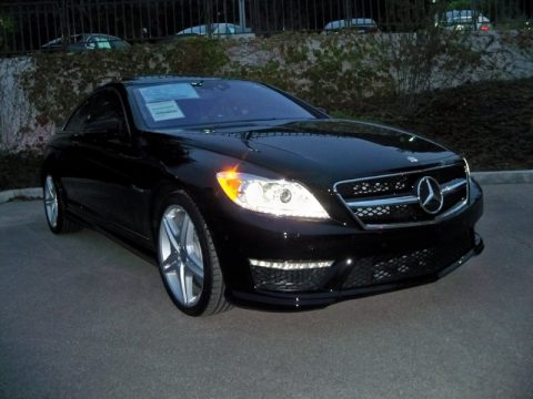 New 2012 mercedes benz cl 63 amg for sale stock for Mercedes benz of calabasas ca