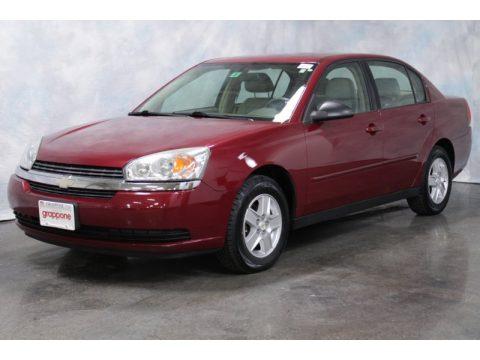Used 2005 Chevrolet Malibu LS V6 Sedan for Sale - Stock # ...