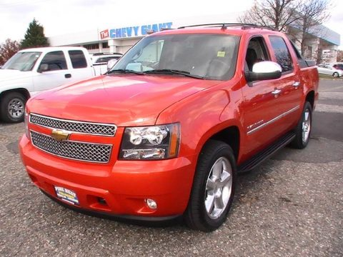 used 2011 chevrolet avalanche ltz 4x4 for sale stock l87037 dealer car ad. Black Bedroom Furniture Sets. Home Design Ideas