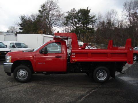 new 2012 chevrolet silverado 3500hd wt regular cab 4x4 dump truck for sale stock 7vtvd4478. Black Bedroom Furniture Sets. Home Design Ideas
