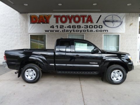 new 2012 toyota tacoma sr5 access cab 4x4 for sale stock k12083 dealer car. Black Bedroom Furniture Sets. Home Design Ideas