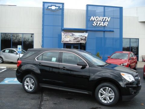 56485722 - 2012 Chevrolet Equinox Ls Awd