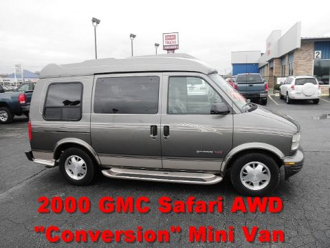Gatos Acura on Storm Gray Metallic Gmc Safari Awd Conversion Van  Click To Enlarge