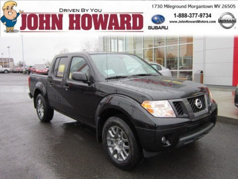 New 2012 Nissan Frontier Sv Crew Cab 4x4 For Sale Stock