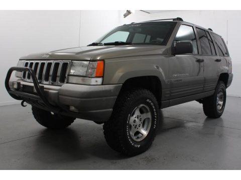 used 1996 jeep grand cherokee laredo 4x4 for sale stock 11611a dealer car. Black Bedroom Furniture Sets. Home Design Ideas