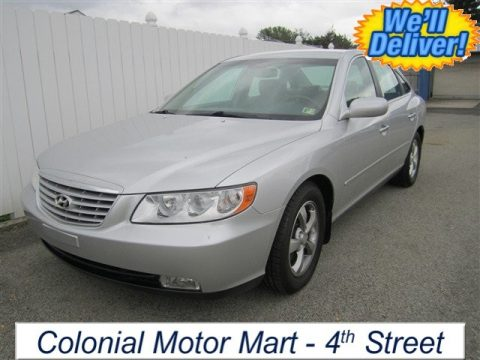 Used 2007 hyundai azera se for sale stock a4373 for Colonial motors indiana pa