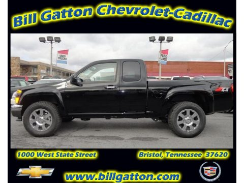 new 2012 chevrolet colorado lt extended cab 4x4 for sale stock 2t117159. Black Bedroom Furniture Sets. Home Design Ideas