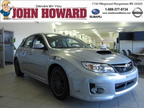 New 2012 subaru impreza wrx premium 5 door for sale for Mileground motors in morgantown wv