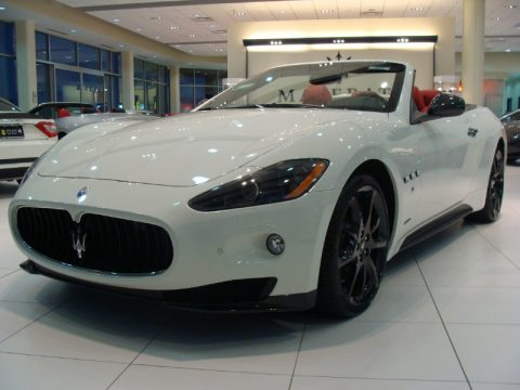 New 2012 Maserati GranTurismo Convertible GranCabrio Sport for Sale ...