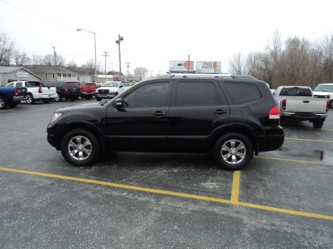 Used 2009 kia borrego ex v6 4x4 for sale stock k024009 for Bureau of motor vehicles bloomington indiana