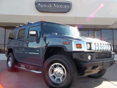 Used 2006 Hummer H2 Suv For Sale Stock T068081