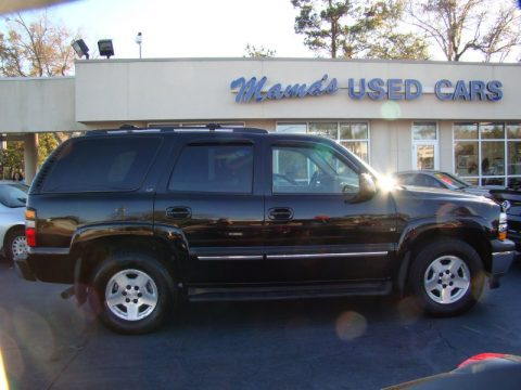used 2006 chevrolet tahoe lt 4x4 for sale   stock 00a3402a