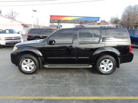 Used 2008 Nissan Pathfinder Se 4x4 For Sale Stock N622601