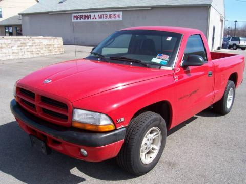 on 2000 Dodge Dakota Sport Specifications