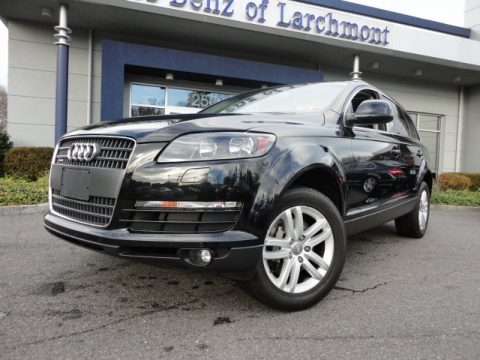 used 2009 audi q7 3 6 premium quattro for sale stock 30723u dealer car ad. Black Bedroom Furniture Sets. Home Design Ideas