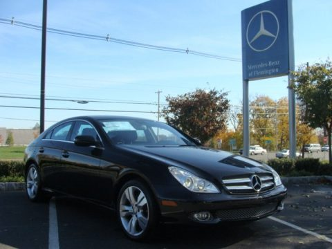 Used 2010 mercedes benz cls 550 for sale stock aa163506 for Mercedes benz of flemington