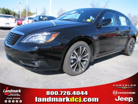 new 2012 chrysler 200 s sedan for sale stock c12009. Black Bedroom Furniture Sets. Home Design Ideas