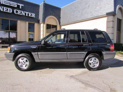 used 1995 jeep grand cherokee laredo 4x4 for sale stock cu11273c dealer. Black Bedroom Furniture Sets. Home Design Ideas
