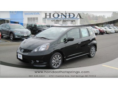 New 2012 Honda Fit Sport For Sale Stock 12662 Dealerrevs