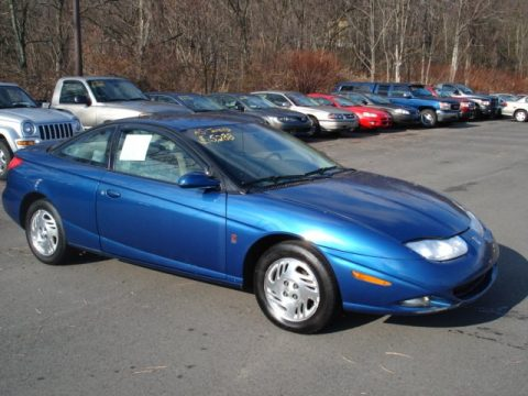 used 2001 saturn s series sc2 coupe for sale stock. Black Bedroom Furniture Sets. Home Design Ideas