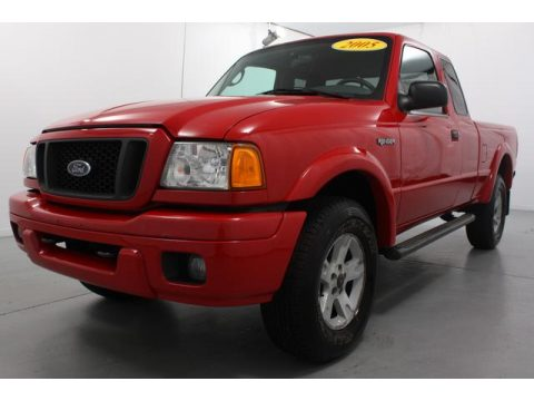 used 2005 ford ranger edge supercab 4x4 for sale stock 12160a dealer car. Black Bedroom Furniture Sets. Home Design Ideas