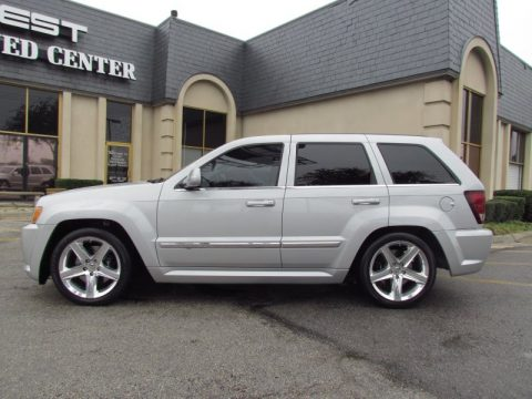 used 2007 jeep grand cherokee srt8 4x4 for sale stock. Black Bedroom Furniture Sets. Home Design Ideas