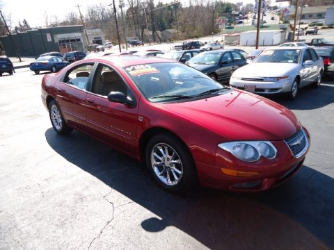 Used 2000 chrysler 300 m sedan for sale stock 2 - Chrysler 300 red interior for sale ...