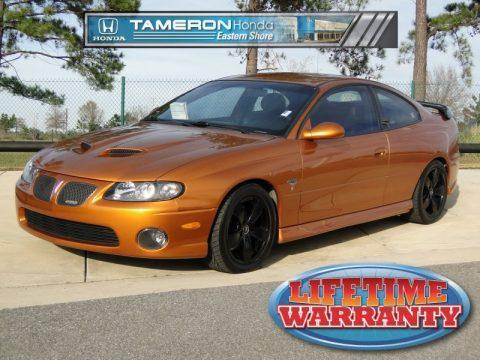 Used 2006 pontiac gto coupe for sale stock dp37291 for Tameron honda daphne al