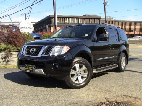 Used 2008 Nissan Pathfinder Le 4x4 For Sale Stock 9543