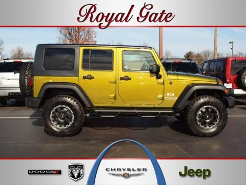 Used 2008 Jeep Wrangler Unlimited X 4x4 For Sale Stock J15028a