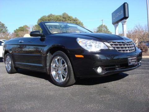 planet d 39 cars 2008 chrysler sebring convertible. Black Bedroom Furniture Sets. Home Design Ideas