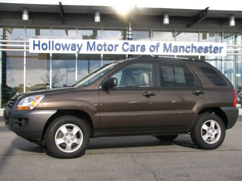 Used 2007 kia sportage lx for sale stock 11119b for Holloway motor cars manchester