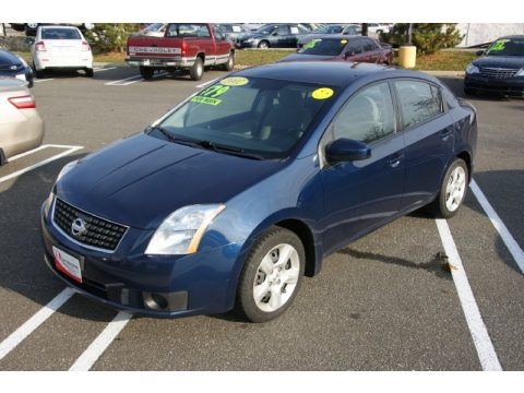 Used 2007 Nissan Sentra 2.0 S for Sale - Stock #7253 ...