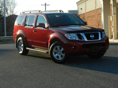 Used 2010 Nissan Pathfinder SE 4x4 for Sale - Stock #620055 ...
