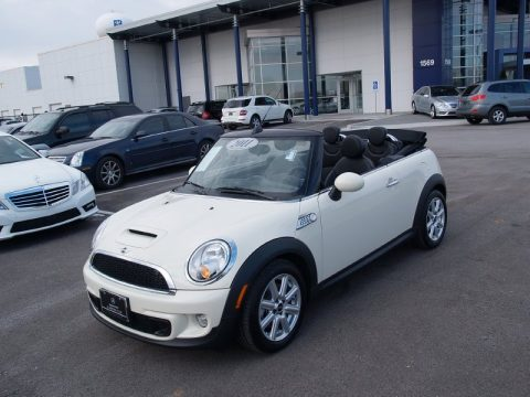 used 2011 mini cooper s convertible for sale - stock #bt249423