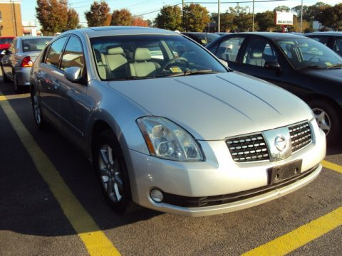 used 2005 nissan maxima 3 5 sl for sale stock 4064. Black Bedroom Furniture Sets. Home Design Ideas