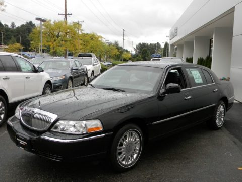 New 2011 Lincoln Town Car Signature L For Sale Stock