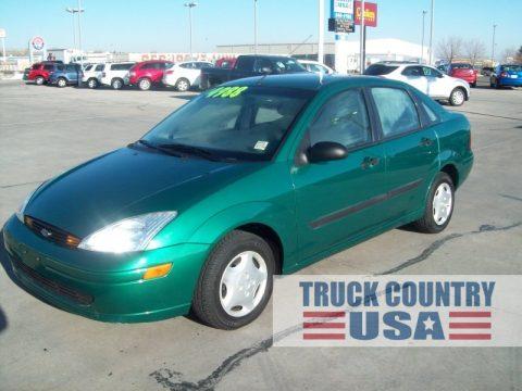Used 2002 Ford Focus Lx Sedan For Sale Stock C426191