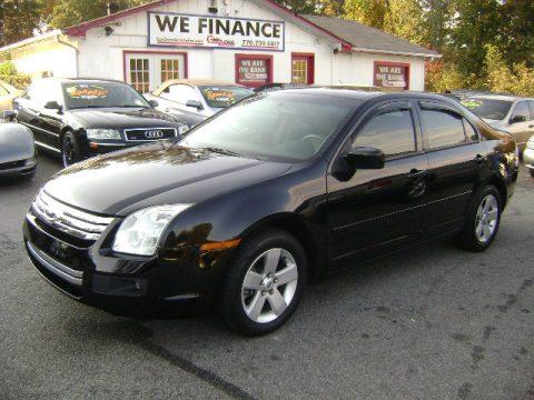 used 2006 ford fusion se v6 for sale stock 9025 dealer car ad 57877150. Black Bedroom Furniture Sets. Home Design Ideas