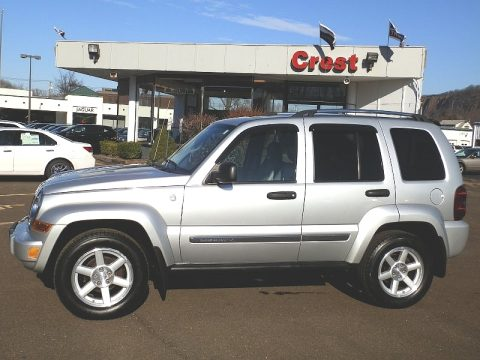 used 2005 jeep liberty limited 4x4 for sale stock 3837u. Black Bedroom Furniture Sets. Home Design Ideas