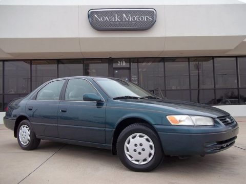 Used 1997 Toyota Camry Le For Sale Stock T2671a