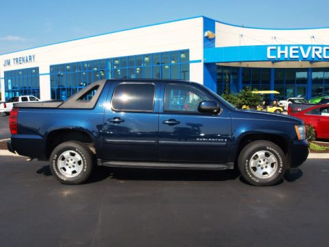 Jim Trenary Chevrolet >> Used 2007 Chevrolet Avalanche LT 4WD for Sale - Stock #FP5430 | DealerRevs.com - Dealer Car Ad ...