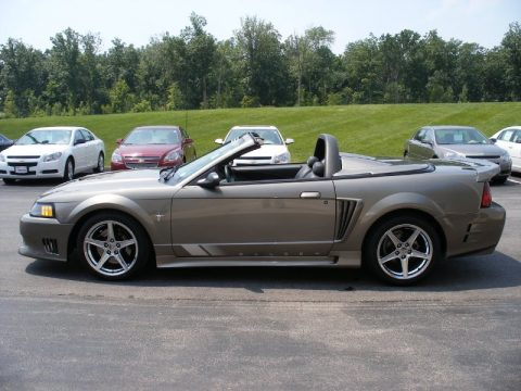 used 2001 ford mustang saleen s281 supercharged convertible for sale stock fp5189a. Black Bedroom Furniture Sets. Home Design Ideas