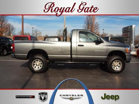 Used 2006 Dodge Ram 2500 Slt Regular Cab 4x4 For Sale